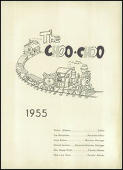 Page 5, 1955 Edition, Hamlet High School - Choo Choo Yearbook (Hamlet, NC) online yearbook collection