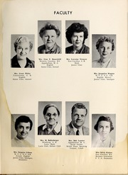Page 11, 1958 Edition, Hamlet High School - Choo Choo Yearbook (Hamlet, NC) online yearbook collection