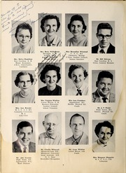 Page 12, 1958 Edition, Hamlet High School - Choo Choo Yearbook (Hamlet, NC) online yearbook collection
