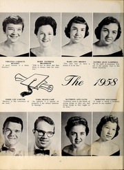 Page 16, 1958 Edition, Hamlet High School - Choo Choo Yearbook (Hamlet, NC) online yearbook collection
