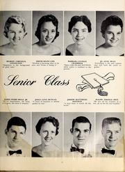 Page 17, 1958 Edition, Hamlet High School - Choo Choo Yearbook (Hamlet, NC) online yearbook collection