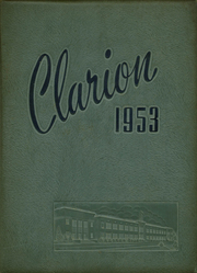 Page 1, 1953 Edition, Belmont High School - Clarion Yearbook (Belmont, NC) online yearbook collection