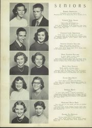 Page 16, 1953 Edition, Belmont High School - Clarion Yearbook (Belmont, NC) online yearbook collection