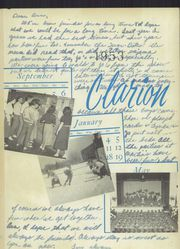 Page 5, 1953 Edition, Belmont High School - Clarion Yearbook (Belmont, NC) online yearbook collection