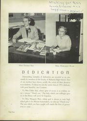 Page 8, 1953 Edition, Belmont High School - Clarion Yearbook (Belmont, NC) online yearbook collection