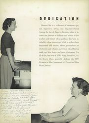Page 10, 1954 Edition, Belmont High School - Clarion Yearbook (Belmont, NC) online yearbook collection
