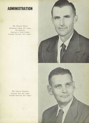 Page 11, 1954 Edition, Belmont High School - Clarion Yearbook (Belmont, NC) online yearbook collection