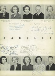 Page 12, 1954 Edition, Belmont High School - Clarion Yearbook (Belmont, NC) online yearbook collection