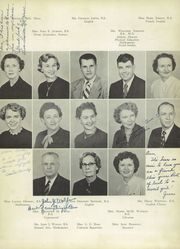 Page 13, 1954 Edition, Belmont High School - Clarion Yearbook (Belmont, NC) online yearbook collection