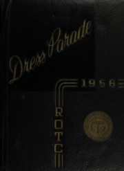 1956 Edition, Oak Ridge Military Academy - Dress Parade Yearbook (Oak Ridge, NC)