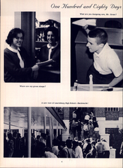 Page 10, 1964 Edition, Laurinburg High School - Fighting Scot Yearbook (Laurinburg, NC) online yearbook collection