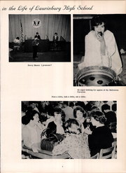 Page 11, 1964 Edition, Laurinburg High School - Fighting Scot Yearbook (Laurinburg, NC) online yearbook collection