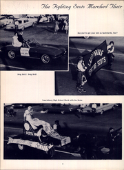 Page 12, 1964 Edition, Laurinburg High School - Fighting Scot Yearbook (Laurinburg, NC) online yearbook collection