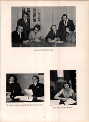 Page 17, 1964 Edition, Laurinburg High School - Fighting Scot Yearbook (Laurinburg, NC) online yearbook collection