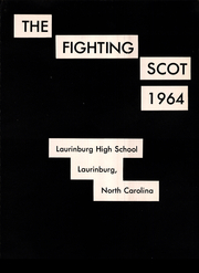 Page 7, 1964 Edition, Laurinburg High School - Fighting Scot Yearbook (Laurinburg, NC) online yearbook collection