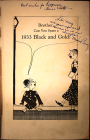 Page 5, 1933 Edition, Gray High School - Blue and Gold Yearbook (Winston Salem, NC) online yearbook collection