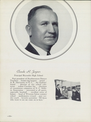 Page 16, 1941 Edition, Gray High School - Blue and Gold Yearbook (Winston Salem, NC) online yearbook collection