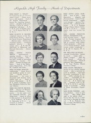 Page 17, 1941 Edition, Gray High School - Blue and Gold Yearbook (Winston Salem, NC) online yearbook collection
