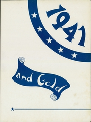 Page 7, 1941 Edition, Gray High School - Blue and Gold Yearbook (Winston Salem, NC) online yearbook collection