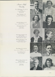 Page 15, 1942 Edition, Gray High School - Blue and Gold Yearbook (Winston Salem, NC) online yearbook collection