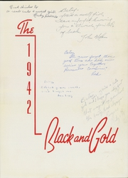 Page 7, 1942 Edition, Gray High School - Blue and Gold Yearbook (Winston Salem, NC) online yearbook collection