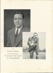 Page 13, 1951 Edition, Gray High School - Blue and Gold Yearbook (Winston Salem, NC) online yearbook collection
