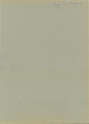 Page 3, 1951 Edition, Gray High School - Blue and Gold Yearbook (Winston Salem, NC) online yearbook collection