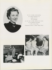 Page 13, 1954 Edition, Gray High School - Blue and Gold Yearbook (Winston Salem, NC) online yearbook collection