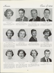 Page 16, 1954 Edition, Gray High School - Blue and Gold Yearbook (Winston Salem, NC) online yearbook collection