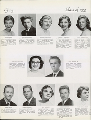 Page 14, 1955 Edition, Gray High School - Blue and Gold Yearbook (Winston Salem, NC) online yearbook collection