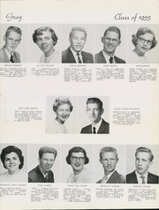 Page 15, 1955 Edition, Gray High School - Blue and Gold Yearbook (Winston Salem, NC) online yearbook collection