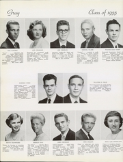 Page 16, 1955 Edition, Gray High School - Blue and Gold Yearbook (Winston Salem, NC) online yearbook collection