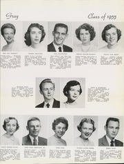 Page 17, 1955 Edition, Gray High School - Blue and Gold Yearbook (Winston Salem, NC) online yearbook collection
