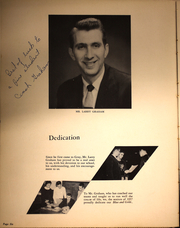 Page 10, 1957 Edition, Gray High School - Blue and Gold Yearbook (Winston Salem, NC) online yearbook collection