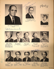 Page 11, 1957 Edition, Gray High School - Blue and Gold Yearbook (Winston Salem, NC) online yearbook collection
