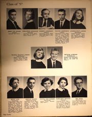 Page 16, 1957 Edition, Gray High School - Blue and Gold Yearbook (Winston Salem, NC) online yearbook collection