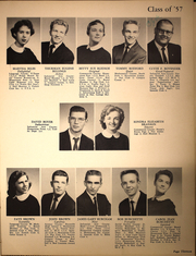 Page 17, 1957 Edition, Gray High School - Blue and Gold Yearbook (Winston Salem, NC) online yearbook collection