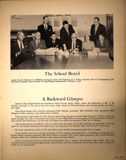 Page 7, 1957 Edition, Gray High School - Blue and Gold Yearbook (Winston Salem, NC) online yearbook collection