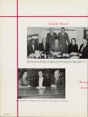 Page 12, 1958 Edition, Gray High School - Blue and Gold Yearbook (Winston Salem, NC) online yearbook collection