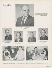 Page 15, 1958 Edition, Gray High School - Blue and Gold Yearbook (Winston Salem, NC) online yearbook collection