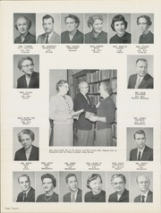 Page 16, 1958 Edition, Gray High School - Blue and Gold Yearbook (Winston Salem, NC) online yearbook collection