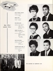 Page 11, 1964 Edition, Ligon High School - Echo Yearbook (Raleigh, NC) online yearbook collection