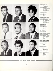 Page 14, 1964 Edition, Ligon High School - Echo Yearbook (Raleigh, NC) online yearbook collection