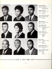 Page 16, 1964 Edition, Ligon High School - Echo Yearbook (Raleigh, NC) online yearbook collection