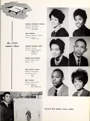 Page 17, 1964 Edition, Ligon High School - Echo Yearbook (Raleigh, NC) online yearbook collection