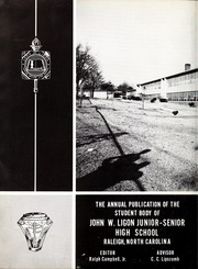 Page 6, 1964 Edition, Ligon High School - Echo Yearbook (Raleigh, NC) online yearbook collection