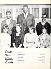 Page 10, 1968 Edition, Ligon High School - Echo Yearbook (Raleigh, NC) online yearbook collection