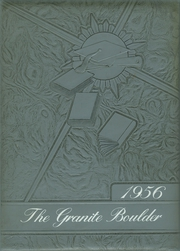 Page 1, 1956 Edition, Granite Falls High School - Boulder Yearbook (Granite Falls, NC) online yearbook collection