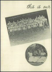 Page 10, 1956 Edition, Granite Falls High School - Boulder Yearbook (Granite Falls, NC) online yearbook collection