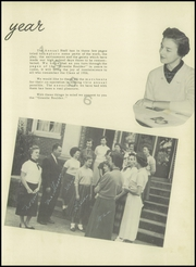Page 11, 1956 Edition, Granite Falls High School - Boulder Yearbook (Granite Falls, NC) online yearbook collection